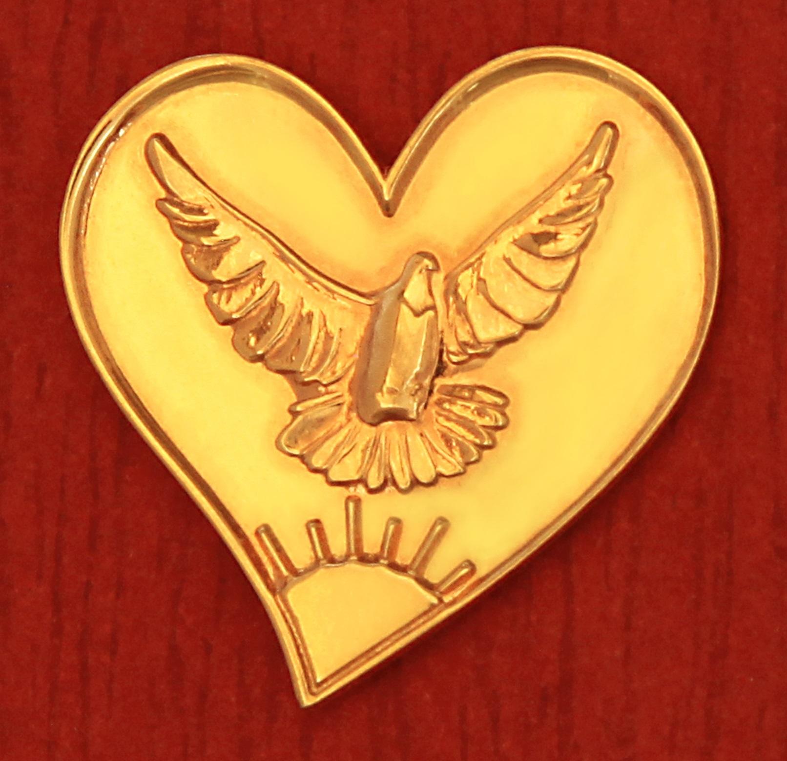 ПОСТАНОВА «ПРО ЗАСНУВАННЯ ВСЕУКРАЇНСЬКИХ ЗНАКІВ «ЗОЛОТЕ СЕРЦЕ» І ТА ІІ СТУПЕНІВ